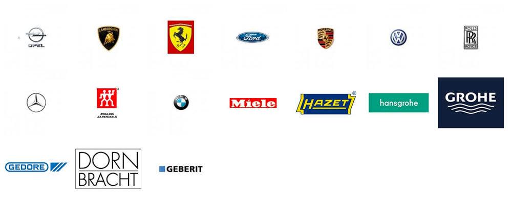 referenzen Alfred Marx GmbH